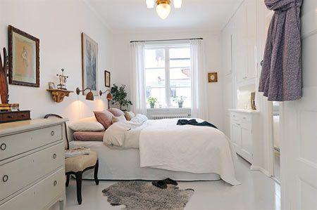 秘密花园 赏析20平方米卧室装修图高清图片