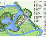 恒隆花园 大洋湾生态运动公园平面图副本