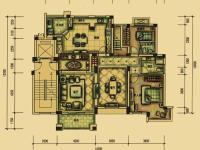 D1户型 - 标准层