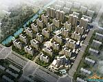 翰林壹品 东南角总体鸟瞰图