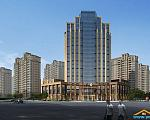 翰林壹品 02-05沿盐渎路透视图