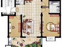 5-7#楼-125㎡-三室两厅一卫
