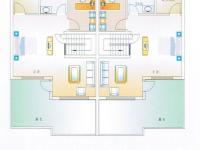 別墅三層平面圖