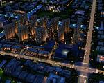 港龙华侨城 环境图