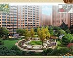 悦珑湾 小区中心景观图