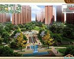 悦珑湾 小区景观图