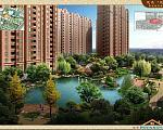 悦珑湾 中央水景图