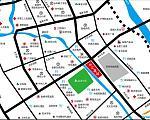中江嘉城 区位图