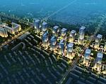 金融城 环境图