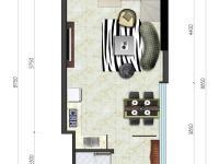C戶型1層(公寓)