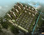 中海世纪公馆 鸟瞰图