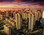中建城中壹号公馆 外景俯视图