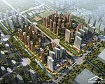 中江外滩城 环境图