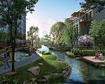 依云香溪 环境图