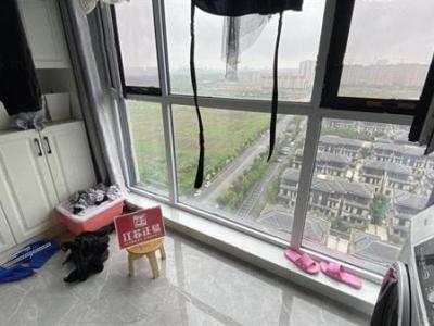 朗达壹号旁 荷塘月色 电梯房 100万 3室 发财楼层 视野图片