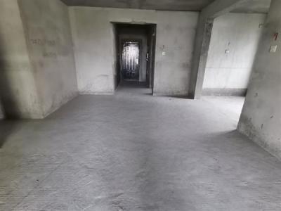 有钥匙 高教公寓 中层东边户 毛坯  南北通透 车库18平方图片