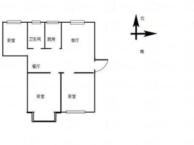 出售杏溪花苑 117.7平米 3室2厅 198万元图片