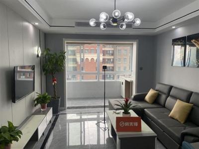 怡和园旁 钱江绿洲 满二 电梯房 全新精装 小三房图片