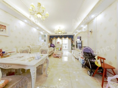 城南南金鹰附近中海品质三房,中央空调品牌家具,看中可谈图片