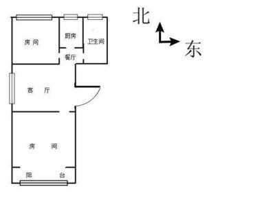 老城区电梯房东郊新村虹彩苑 精装两房 78.34平 88万图片