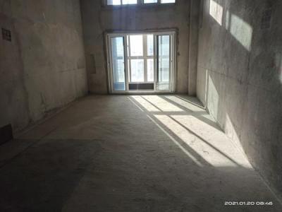 中南九期全新毛坯挑高公寓小区对面康居路初中图片