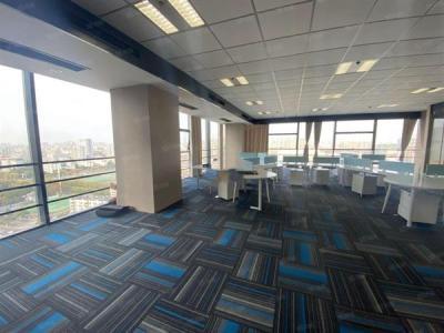 金融城精装釆光非常办公室出租,256平9万一年,随时看房图片