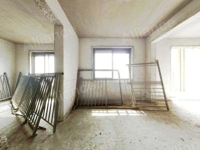 神州路9年制学区香槟公馆顶楼复式带露台,空中别墅图片