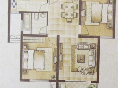 急售滨河人家旁新河湾 精装修88平2房 电梯房 附近在水一方图片
