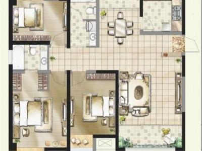 盐渎路 南盐中旁 锦盛豪庭 精装 3房 满2 送车库方便看房图片