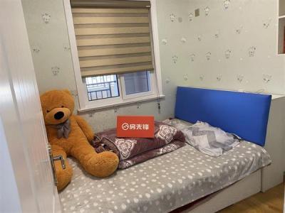 城西高新区 荷塘月色旁 朗达壹号院 精装3房 低总价图片