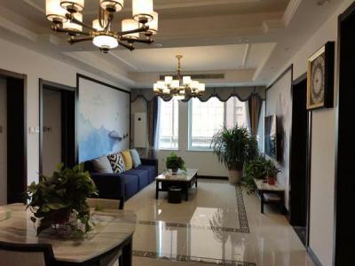 悦达悦珑湾 3室2厅2卫 143m送车位图片