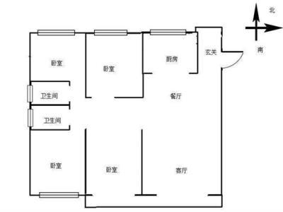 城南中海万锦公馆 毛坯四房单价仅14000多图片