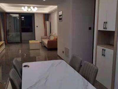万科翡翠云台 4室2厅2卫 首次出租图片
