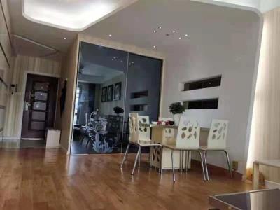 盐渎公园附近 宝龙城市广场 2室2厅1卫 清爽出租图片
