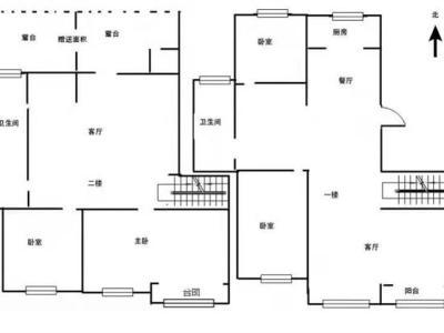 城东高铁站隔壁金水湾精装四房空中别墅单价1.1万图片