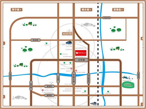 红星爱琴海国际广场 户型图