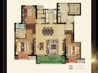 荣悦  3室2厅2卫  135㎡