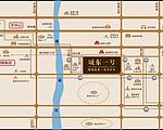 城东一号 区位图