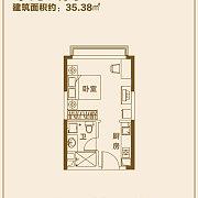 单身公寓E1 单身公寓E1