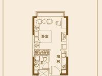 单身公寓E