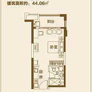 單身公寓F 單身公寓F