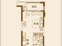 单身公寓F
