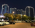 凤凰文化广场 夜景图