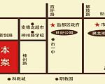 翰林壹品 区位图