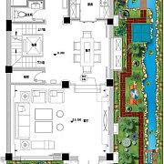御墅 地上一层 1室2厅1卫 御墅 地上一层 1室2厅1卫