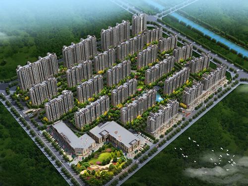 德惠·锦苑 区位图