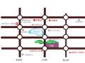 香苑東園 項目區位圖