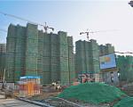 京师学院山 2018年11月施工进度