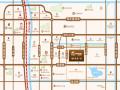 城东宝龙广场 区位图