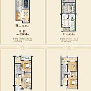 3室4厅4卫 3室4厅4卫